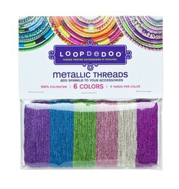 Ann Williams Loopdedoo - Metallic Threads