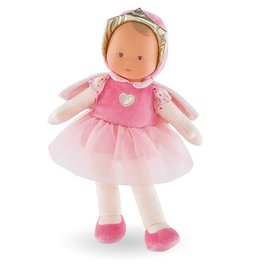 Corolle Princess Pink Cotton Flower