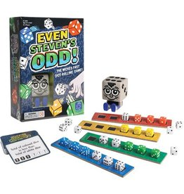 Learning Resources Even Steven's Odd Game 7+