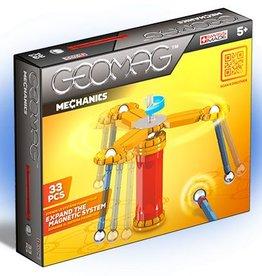 Geomag Mechanics - 33 pcs