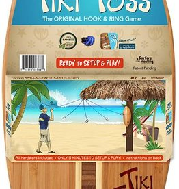 Tiki Toss Tiki Toss - Surf Edition