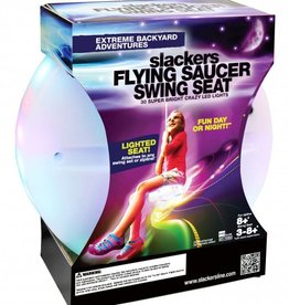 B4 Adventure Slackers Flying Saucer Swing Set