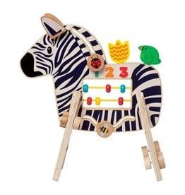 Manhattan Toy Activity Center Zebra