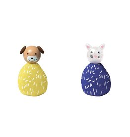Manhattan Toy MIO Animal Set (dog/cat)