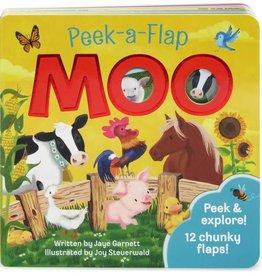 "Cottage Door Press Peek-A-Flap ""Moo"""