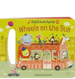 "Cottage Door Press Sing & Smile ""Wheels on the Bus"""