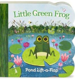 Cottage Door Press Green Frog Pond