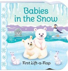 Cottage Door Press Babies in the Snow