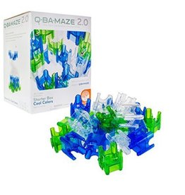 Mindware Q-BA-MAZE 2.0: STARTER BOX: COOL COLORS