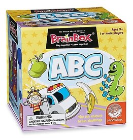 Mindware BRAIN BOX EARLY LEARNING: ABC