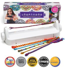 Ann Williams Loopdedoo - Spinning Loom
