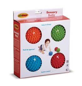 Edushape Sensory Ball - Set Of 4