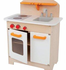 Hape Gourmet Kitchen (White) (DS)