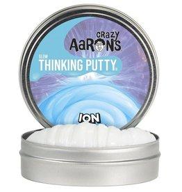 "Crazy Aaron's Putty Ion Glow 4"" Tin"