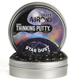 "Crazy Aaron's Putty Star Dust Cosmic Glow 4"" Tin"