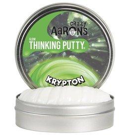 "Crazy Aaron's Putty Krypton Glow in the Dark 4"" Tin"