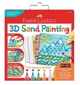 Faber Castell Do Art 3D Sand Painting