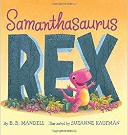 Harper Collins Samanthasaurus Rex
