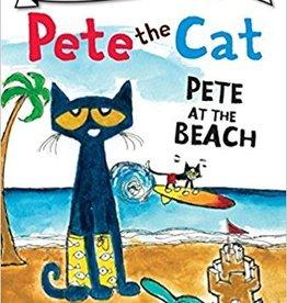 Harper Collins Pete the Cat: Pete at the Beach
