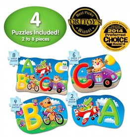 Learning Journey 4-In-A-Box Puzzles - ABC