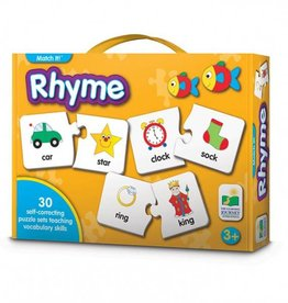 Learning Journey Match It! - Rhyme