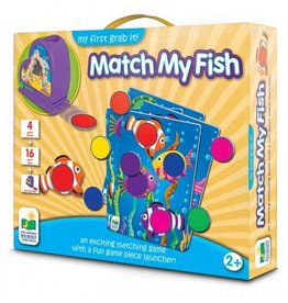 Learning Journey MFGI - Match My Fish