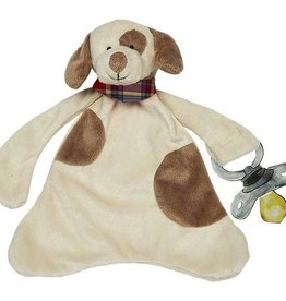 Maison Chic Max the Puppy Paci Holder