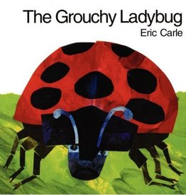 Kids Preferred The Grouchy Ladybug Board Book