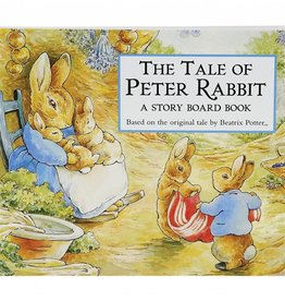 Kids Preferred Tale of Peter Rabbit - Board Book