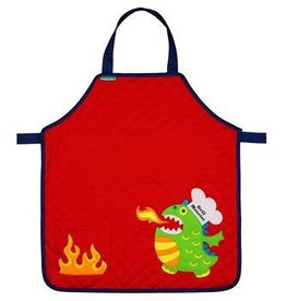 Stephen Joseph Quilted Apron - Monster