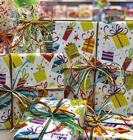 FREE Birthday/Baby Shower Gift Wrap