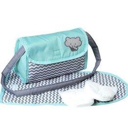 Zig-Zag Diaper Bag