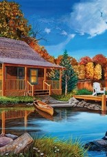 Cobble Hills Cobble Hills Loon Lake 500pc Puzzle