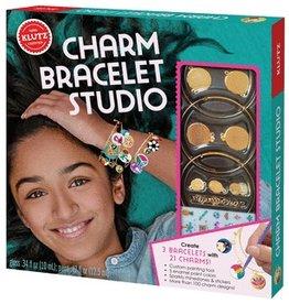 Klutz CR-KZ-Charm Bracelet Studio
