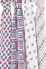 Aden & Anais Aden & Anais 4pk Muslin Flip-Side