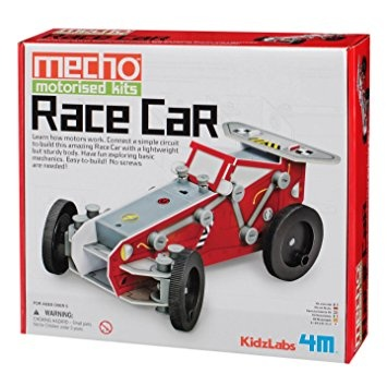 4M 4M Mecho Race Car