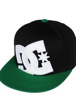 DC DC Kids Ya Heard 2 Hat Black/Green
