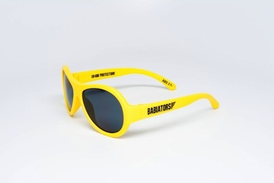 Babiators Babiators Original Sunglasses Hello Yellow sz 3-7yrs