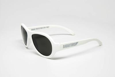 Babiators Babiators Original Sunglasses Wicked White sz 3-7yrs