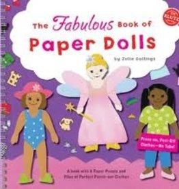 Klutz CR-KZ-Paper Dolls