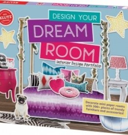 Klutz CR-KZ-Design Your Dream Room