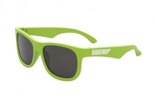 Babiators Babiator Navigator Sunglasses Sublime Lime 3-5yrs