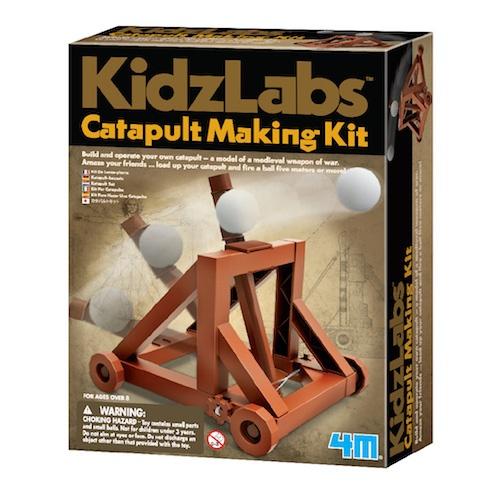 4M 4M Catapult Making Kit