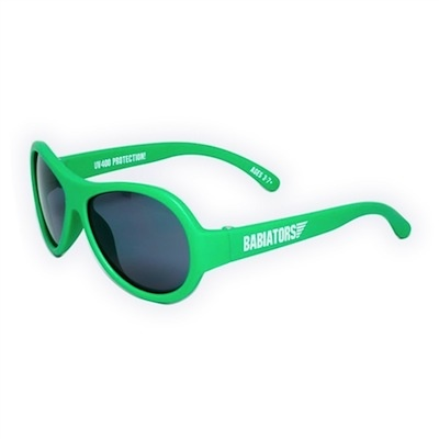 Babiators Babiators Original Sunglasses Go Time Green sz 0-3yrs