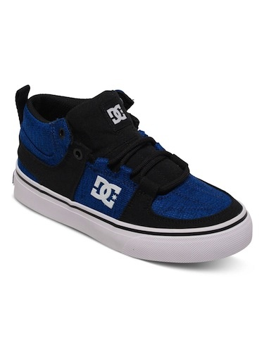 DC DC Boys PS Lynx Vulc Mid Shoe