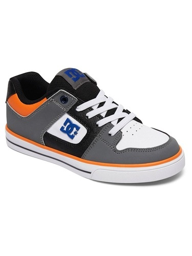 DC DC Boys Pure Elastic Shoe