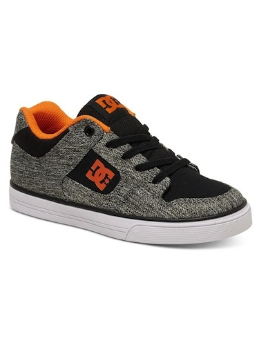 DC DC Boys Pure Elastic TX Shoe