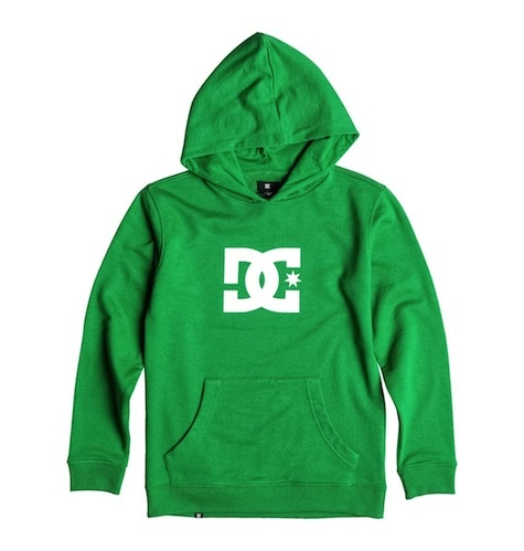 DC DC Kid Star Pullover Hoodie