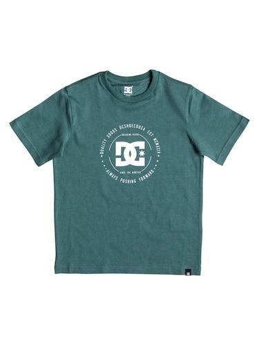 DC DC Kids Rebuilt SS Tee