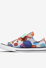 Converse Converse Girls All Star Double Tongue Floral Petals